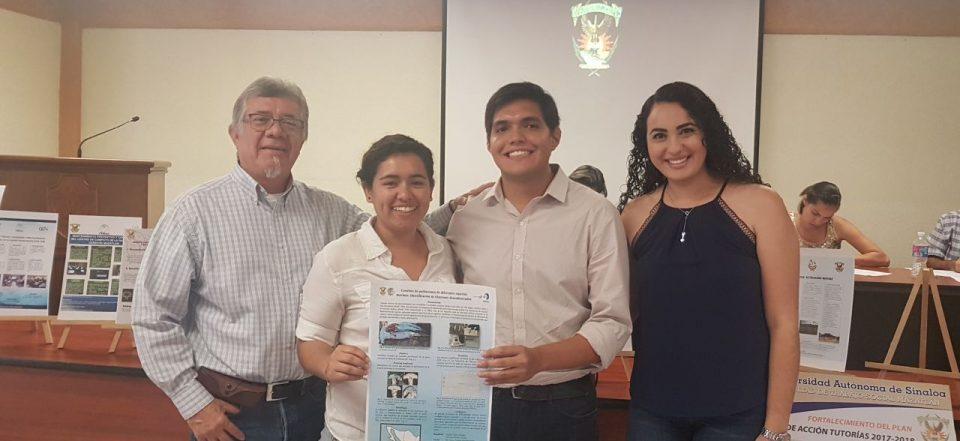 Ganadores 9no Encuentro Zonal de la Unidad Regional Sur sobre Experiencias del Servicio Social